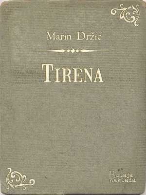 cover image of Tirena