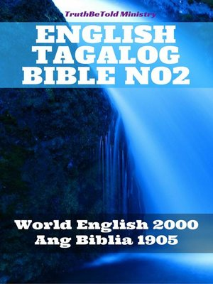 cover image of English Tagalog Bible No2