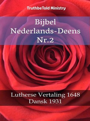 cover image of Bijbel Nederlands-Deens Nr.2