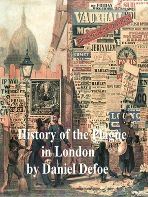 cover image of History of a Plague in London