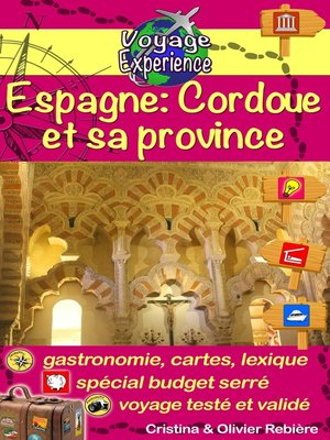 cover image of eGuide Voyage: Cordoue et sa province