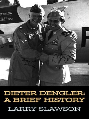 cover image of Dieter Dengler