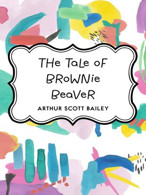cover image of The Tale of Brownie Beaver