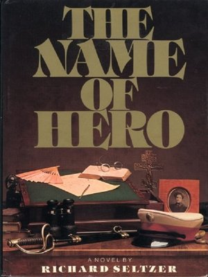 cover image of The Name of Hero