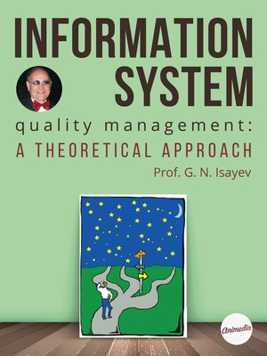cover image of Information System Quality Management