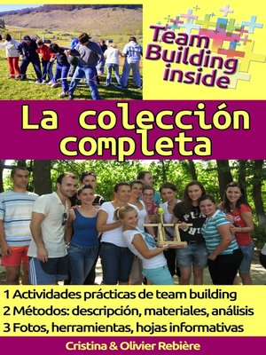cover image of Team Building inside: la colección completa