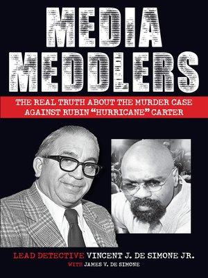 cover image of Media Meddlers