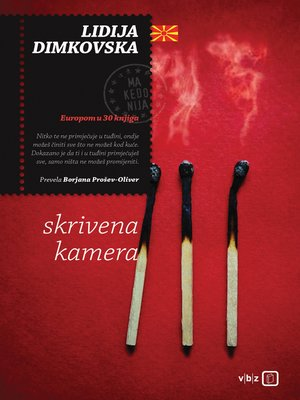 cover image of Skrivena kamera