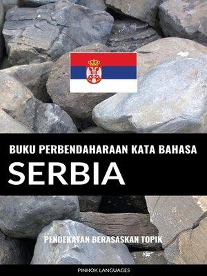 cover image of Buku Perbendaharaan Kata Bahasa Serbia