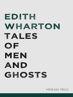 cover image of Tales of Men and Ghosts