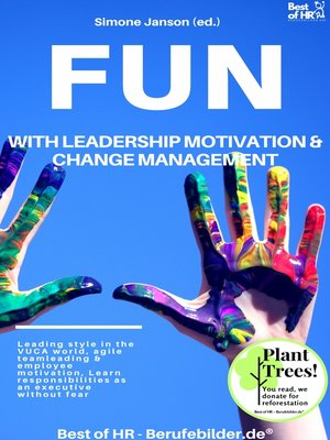 cover image of Fun with Leadership Motivation & Change Management