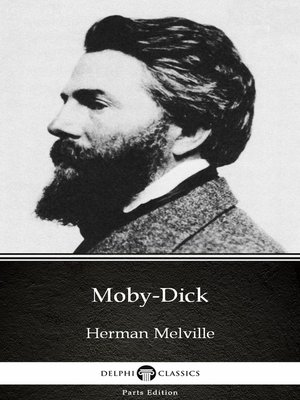 cover image of Moby-Dick by Herman Melville