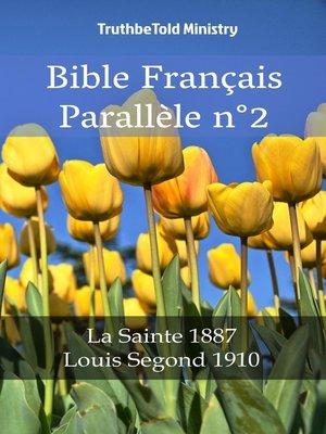 cover image of Bible Français Parallèle n°2