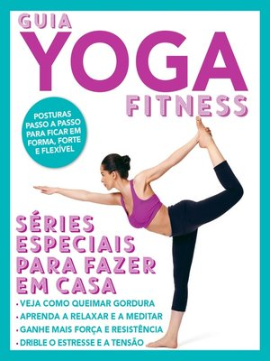 cover image of Guia Yoga Fitness