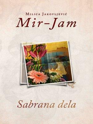 cover image of Sabrana dela