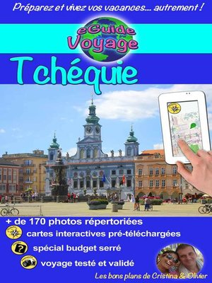 cover image of eGuide Voyage: Tchéquie