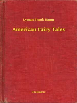 cover image of American Fairy Tales
