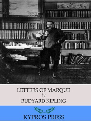 cover image of Letters of Marque