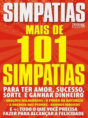 cover image of Guia Astros e Você Especial--Simpatias