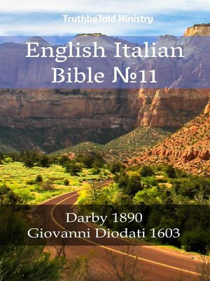 cover image of English Italian Bible №11