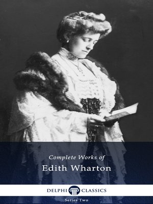cover image of Delphi Complete Works of Edith Wharton