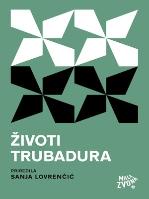 cover image of Životi trubadura