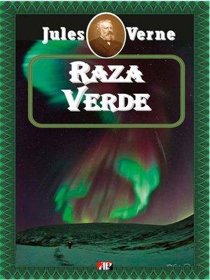 cover image of Raza verde