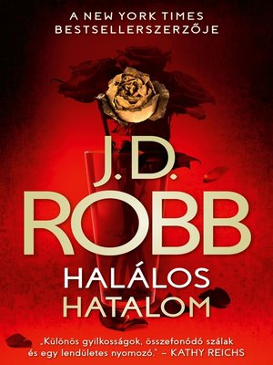 cover image of Halálos hatalom