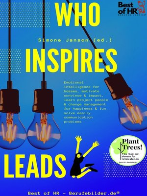 cover image of Who Inspires Leads