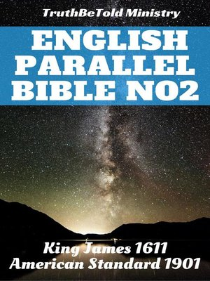 cover image of English Parallel Bible No2