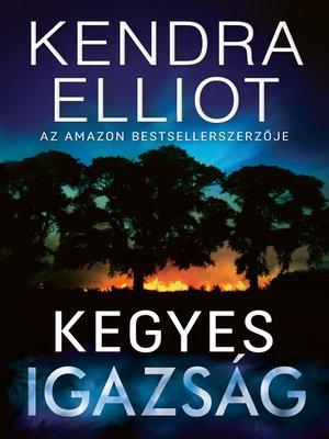 cover image of Kegyes igazság