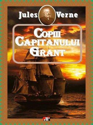 cover image of Copiii căpitanului Grant