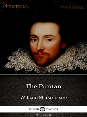 cover image of The Puritan by William Shakespeare - Apocryphal