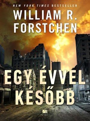 cover image of Egy évvel később