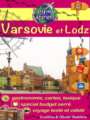cover image of eGuide Voyage: Varsovie & Lodz