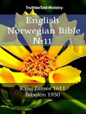 cover image of English Norwegian Bible №11