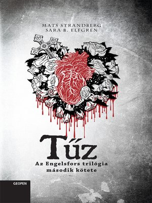 cover image of Tűz