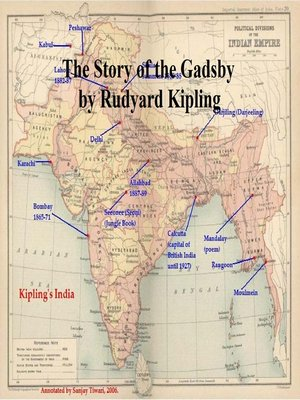 cover image of The Story of the Gadsby