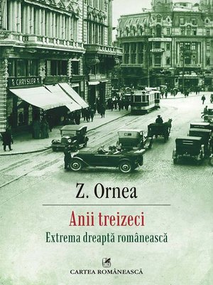 cover image of Anii treizeci