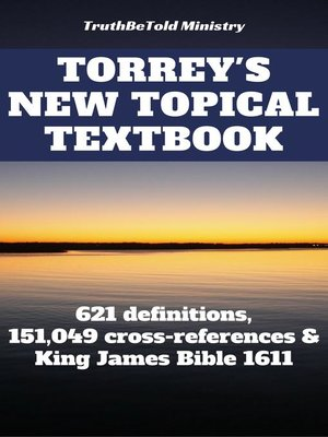 cover image of Torrey's New Topical Textbook