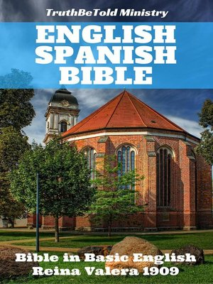 cover image of English Spanish Bible