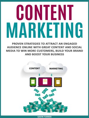 cover image of Content Marketing