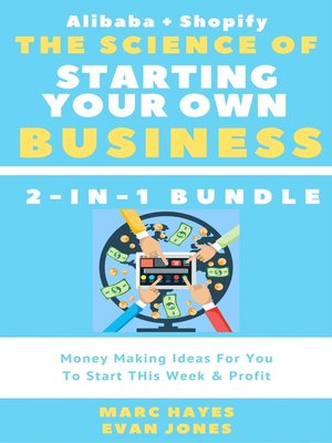 cover image of The Science of Starting Your Own Business (2-in-1 Bundle)