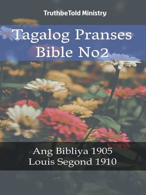 cover image of Tagalog Pranses Bible No2