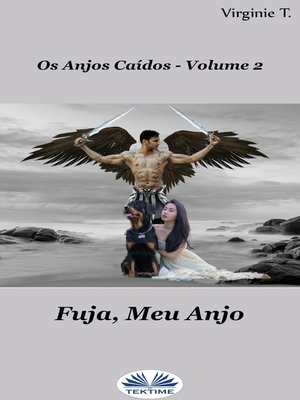 cover image of Fuja, Meu Anjo