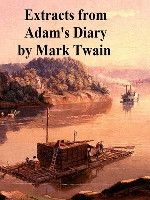 cover image of Extracts from Adam's Diary