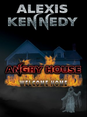 cover image of Angry House