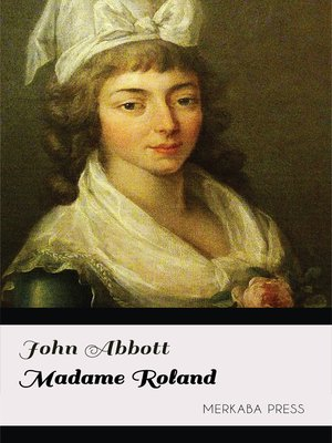cover image of Madame Roland