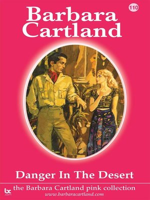 cover image of Danger in the Desert