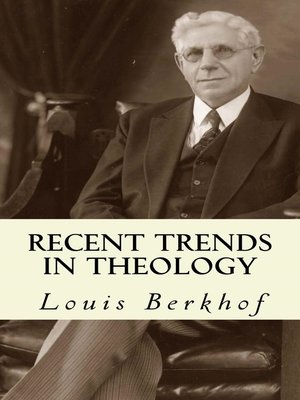 cover image of Recent Trends in Theology